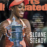 Sloane Steady Sports Illustrated Cover Poster