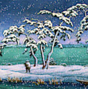 Snow At Hi Marsh, Mito - Digital Remastered Edition Poster