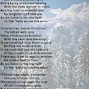 Snow Bells Poster