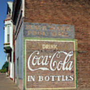 Soft Drink Mural Poster