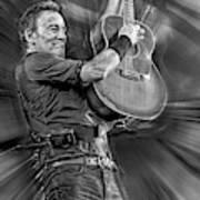 Springsteen Live Poster
