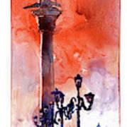 St. Mark's Square- Venice Poster