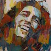 Stir It Up - Retro - Bob Marley Poster