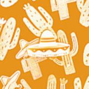 Summerbrero Poster