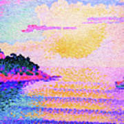 Sunset Over The Sea - Digital Remastered Edition Poster