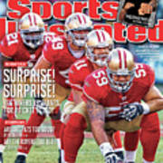 Suprise! Suprise! It's Niners Vs. Giants For A Ticket To Indy Poster
