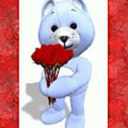 Sweet Bear Poster