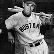 Ted Williams Poster
