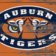 The Auburn Tigers 5b Poster