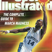 The Complete Guide To March Madness Sports Illustrated Cover Poster