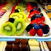 The Dessert Trays Poster