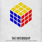 The Internship Poster