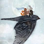 The Light Bird Poster