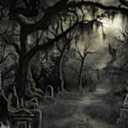The Lost Cemetery Poster