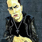 The Marshall Mathers Ap - Eminem Poster