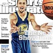 The New Showtime 2013-14 Nba Basketball Preview Issue Sports Illustrated Cover Poster