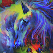 The Painted Pony Poster