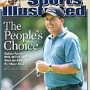 The Peoples Choice Gallery Favorite Phil Mickelson Wins The Sports Illustrated Cover Poster