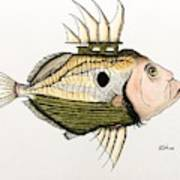 The Real John Dory Poster
