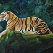 The Royal Bengal Tiger Poster