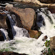 The Sinks In Smoky Mountain National Park Poster