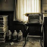The Typewriter Poster