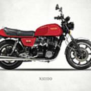 The Yamaha Xs1100 Poster