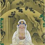 Top Quality Art - White Robed Kannon Poster