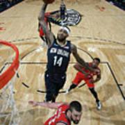 Toronto Raptors V New Orleans Pelicans Poster