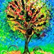 Tree Of Faith Poster