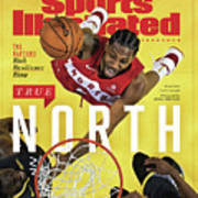 True North Toronto Raptors, 2019 Nba Champions Sports Illustrated Cover Poster