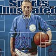 University Of California Los Angeles Coach John Wooden Sports Illustrated Cover Poster