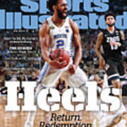 University Of North Carolina, 2017 Ncaa National Champions Sports Illustrated Cover Poster