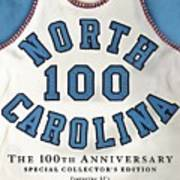 University Of North Carolina Basketball Memorabilia Sports Illustrated Cover Poster