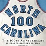 University Of North Carolina Basketball Memorabilia Sports Illustrated Cover Poster