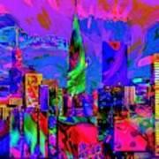 Urban Color Poster