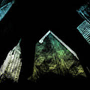 Urban Grunge Collection Set - 02 Poster