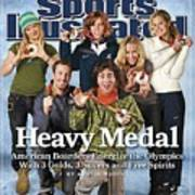 Us Snowboarding Medalists, 2006 Winter Olympics Sports Illustrated Cover Poster