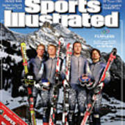 Usa Alpine Ski Team, 2006 Turin Olympic Games Preview Sports Illustrated Cover Poster