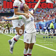 Usa Vs Netherlands, 2019 Fifa Womens World Cup Final Sports Illustrated Cover Poster
