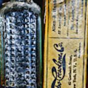 Vapo-cresolene Vaporizer Liquid Poison Bottle Poster