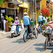 Vietnam Street Poster