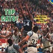 Villanova University Ed Pinckney, 1985 Ncaa National Sports Illustrated Cover Poster