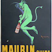 Vintage Poster - Maurin Quina Poster