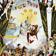 Vintage Poster - Mobile Mardi Gras Poster