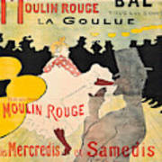 Vintage Poster - Toulouse Lautrec Poster