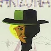 Vintage Travel Poster Arizona 3 Poster