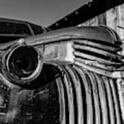 Vintage Truck Jerome Arizona Poster