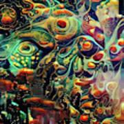 Vivid Masquerade Poster