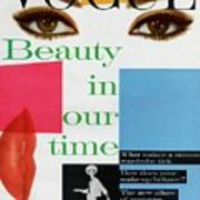 Vogue Magazine May 01, 1961 Cover Poster